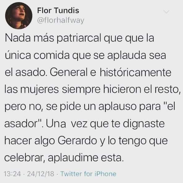 Cristina Wargon Humor Gerardo Portate Bien
