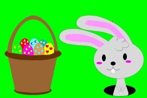 Carta a los Huevos y el Conejito