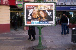 Cristina Wargon en Córdoba Emboleradas
