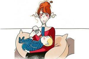 El Desastre de Ser Madre (I)