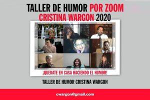 Talleres de Humor OnLine de Cristina Wargon