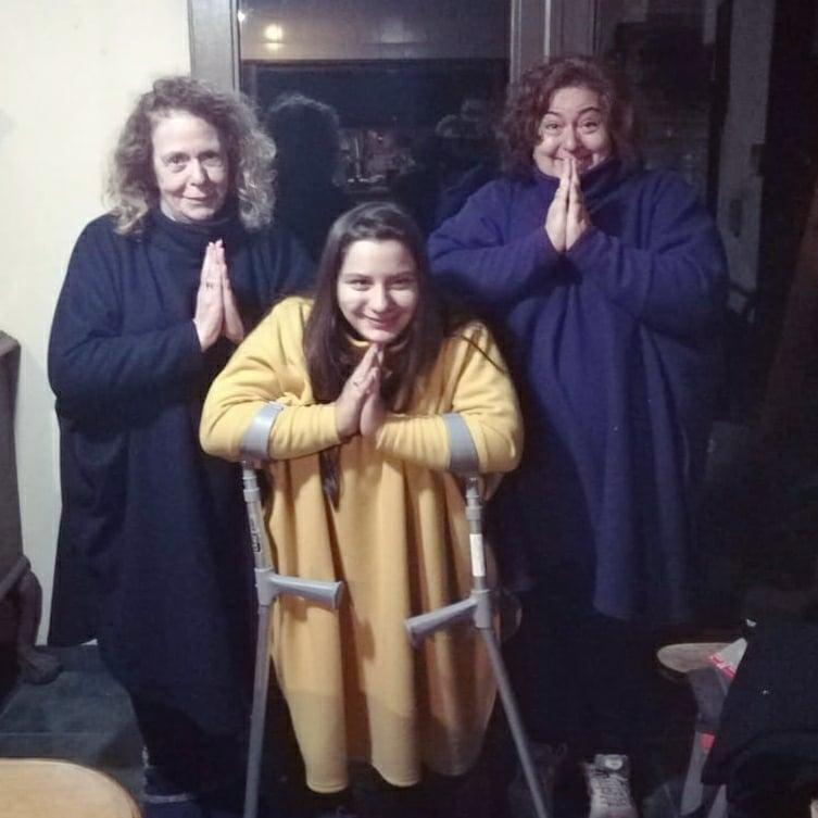 Feministas Argentinas Cristina Wargon