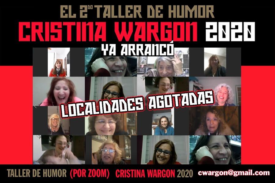 Taller de Humor Creativo OnLine Cristina Wargon
