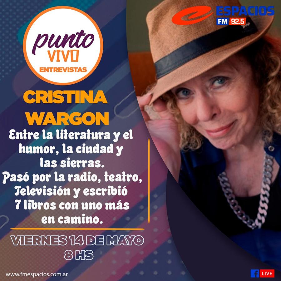 Cristina Wargon y la Bella Formosa