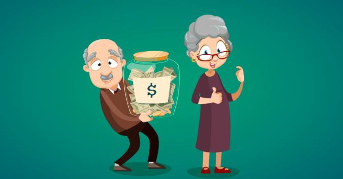 El Aumento para Jubilados y Cristina Wargon